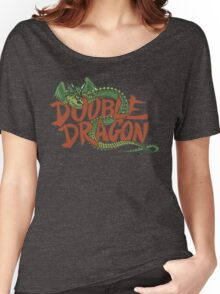 DOUBLE DRAGON - MASTER SYSTEM ART BOX Women's Relaxed Fit T-Shirt