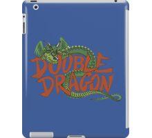 DOUBLE DRAGON - MASTER SYSTEM ART BOX iPad Case/Skin