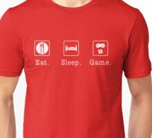 Eat. Sleep. Game. - Original Unisex T-Shirt