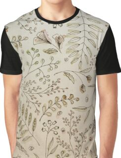 FLowers 3 Graphic T-Shirt