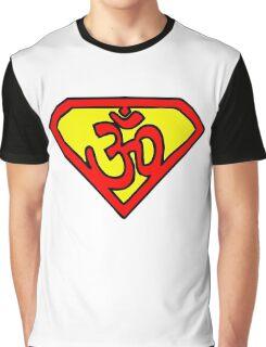 Super Om Graphic T-Shirt