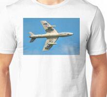 Hawker Hunter T.7 WV372 G-BXFI Unisex T-Shirt