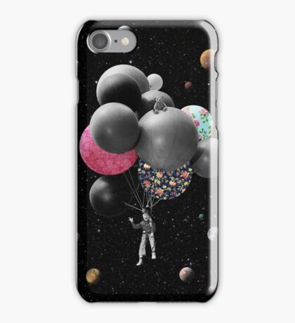 When kids dream iPhone Case/Skin