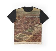 Pennsylvania Station 1910 Graphic T-Shirt
