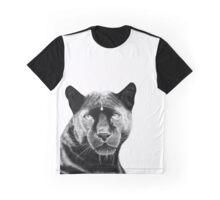Black Jaguar White Jewellery Graphic T-Shirt