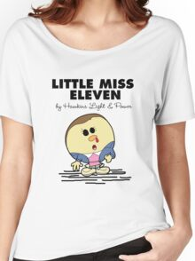 Little Miss Eleven Women's Relaxed Fit T-Shirt