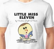 Little Miss Eleven Unisex T-Shirt