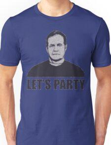 lets party Unisex T-Shirt