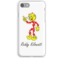 Reddy Kilowatt - Electric Servant iPhone Case/Skin