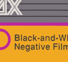 Camera Film Kodak TMax Vintage Film Sticker