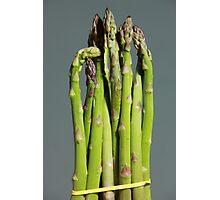 Green Asparagus Photographic Print