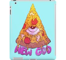 Pizza God iPad Case/Skin