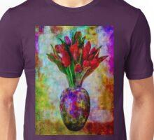 Tulip Fire Unisex T-Shirt