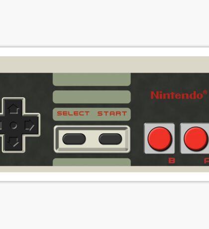 NES Classic Controller Sticker