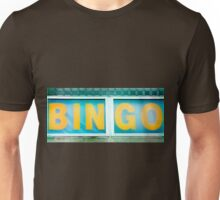 Bingo Is The Name Of The Game Unisex T-Shirt