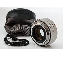 Lens Extender Photographic Print