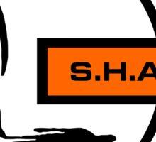 UFO SHADO Sticker