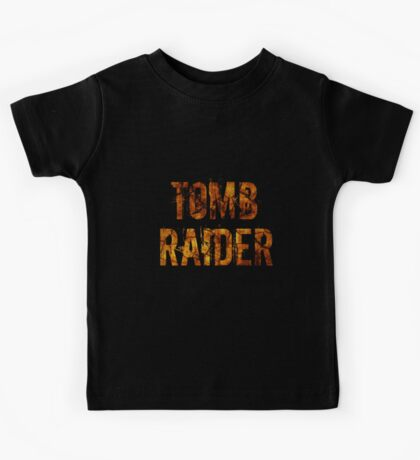 Tomb Raider Kids Tee