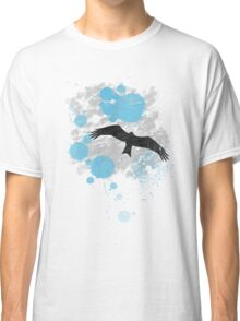 Bird In The Rain Classic T-Shirt