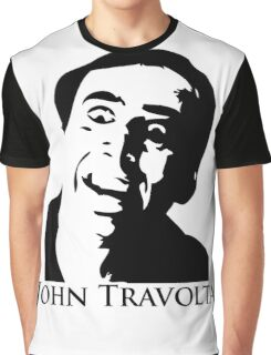 John Travolta Graphic T-Shirt