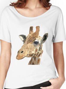 Proud Giraffe  Women's Relaxed Fit T-Shirt