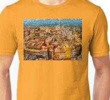 Sienna Skyline Unisex T-Shirt