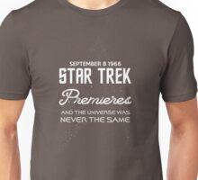 STAR TREK 50TH ANNIVERSARY Unisex T-Shirt