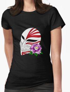 Ichigo's mask Womens Fitted T-Shirt