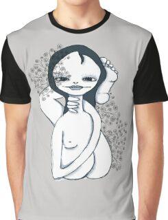 Yoga girl Graphic T-Shirt