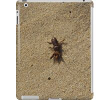 Insect On The Beach iPad Case/Skin