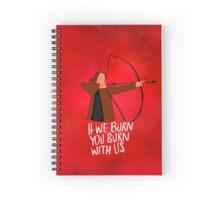 HG- Spiral Notebook