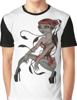 japanese tentacle hair  Graphic T-Shirt