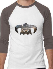 Skyrim Helmet Men's Baseball ¾ T-Shirt