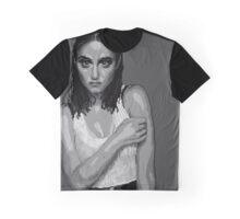 Pixel BANKS Graphic T-Shirt
