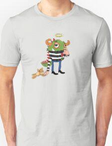 'Buttons' T-Shirt