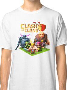 CLASH OF CLANS ALBUMS 7 Classic T-Shirt