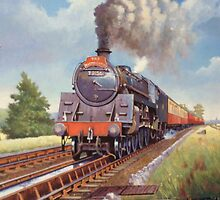 Standard Five on The Master Cutler. by Mike Jeffries