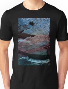 Textures of Gwithian 1 Unisex T-Shirt