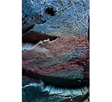 Textures of Gwithian 1 Photographic Print