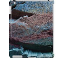 Textures of Gwithian 1 iPad Case/Skin