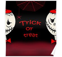 Trick or treat 2 Poster