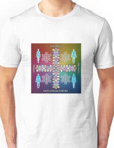 Galactivation Template Neo Sapien  Unisex T-Shirt