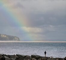AT RAINBOW'S END by Michael Carter