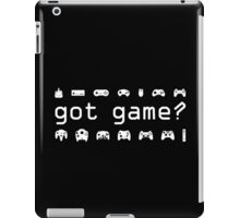 Got Game - Controllers iPad Case/Skin