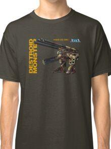 Macross Robotech Destroid Monster Classic T-Shirt