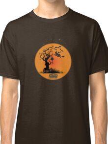 Spooky Halloween Night Happy Halloween Classic T-Shirt