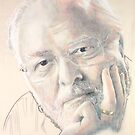 Richard Attenborough, 1923 - 2014. R.I.P. by Peter Brandt
