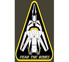 Macross Robotech Skull Squadron VF-1S Valkyrie  Photographic Print
