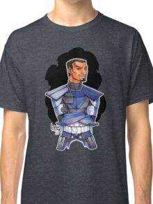 He may be called Fives but we know he's a Ten :D Classic T-Shirt