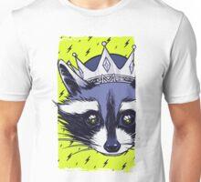 King Raccoon · Rey Mapache Ver.3 Unisex T-Shirt